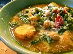 Spring Minestrone Soup - I love soup anytime of the year! Simply Recipes, Great Recipes, Soup Recipes, Cooking Recipes, Favorite Recipes, Drink Recipes, Recipies, Lemon Orzo Soup, Vegetarian Soup