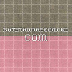 ruththomasedmond.com Writing, A Letter, Writing Process