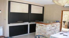 asadores para galeria modernos - Buscar con Google Parrilla Exterior, St Clare's, Barbacoa, Ideas Para, Bbq, Furniture, Google, Chocolates, Home Decor