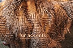 6'  Soft Shaggy Faux Fur Throw Blanket / Exotic Ostrich Feather Throw / Brown / Bedding by FurAccents, $139.95