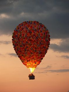 Now THAT'S a balloon!