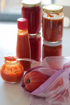 A economia cá de casa: 4 Maneiras de Aproveitar Tomate