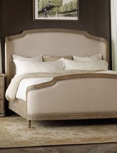 Sofia Bed in Natural