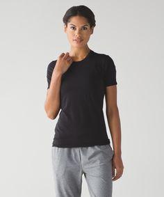 Women's Short Sleeve Top - Kitsilano Short Sleeve - lululemon