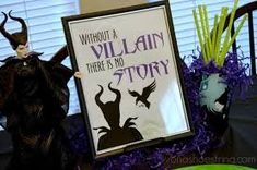 Image result for disney villains party