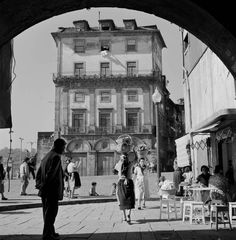 Artur Pastor Ponte Nova, Sci Fi Rpg, Porto City, Douro, Portuguese, Street View, Italy, Black And White, Places