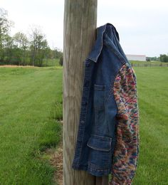 adding more denim jackets . . .