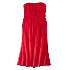 Maternity Chiffon Dress