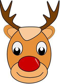 Ciervos, Rudolph, Santa Claus