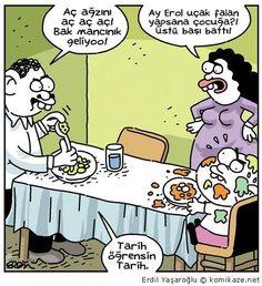 Erdil Yaşaroğlu; Tarih dersi :)