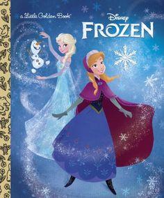 .17 Frozen Little Golden Book (Disney Frozen) | Closet of Free Samples | Get FREE Samples by Mail | Free Stuff | closetsamples.com