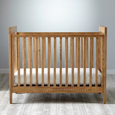 Cargo Crib (Natural)|The Land of Nod