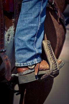 Cowboy Boot by Calgary Stampede, via Flickr