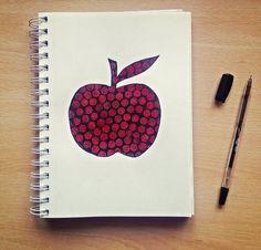 Apple by eamanee.deviantart.com on @DeviantArt