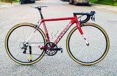 Sexy Bikes, slamthatstem: Another slammed Cannondale -->