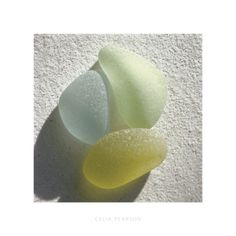 Well Rounded Sea Glass Print by Celia Pearson at Art.com
