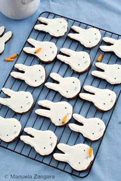 Miffy Chocolate Cookies