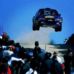 Colin McRae & Subaru - What's your favourite driver & car? Subaru Wrc, Subaru Rally, Rally Car, Subaru Impreza, Rallye Automobile, Rallye Wrc, Wheel In The Sky, Colin Mcrae, Car Backgrounds