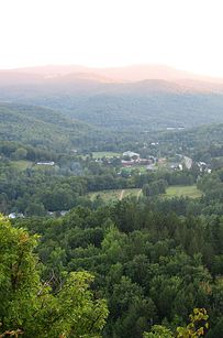 The panoramic views from the Green Mountains   34 Reasons Vermont Is The Most Beautiful Place In The World