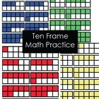 "Ten frames can be used to develop students' subitizing skills, the ability to ""instantly see how many"". This skill plays a fundamental role in the ..."