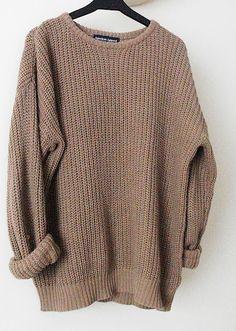 oversized sweaters.... fall