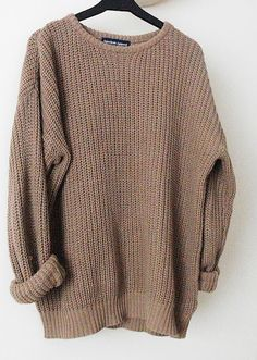 oversized sweaters.... fall