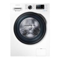 Samsung #ecobubble #WW80J6410CW #Washing #Machine #- #White, #White