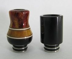 Drip tips from hands customs