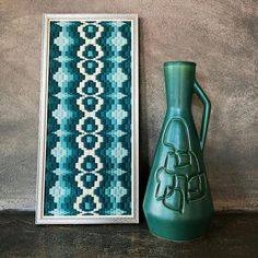 {Re}Store (@restore_vintage) • Instagram photos and videos Vintage Vases, Vintage Decor, Vintage Instagram, Teal, Turquoise, Restore, Restoration, Two By Two, Tapestry