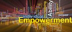 Self-empowerment means taking responsibility for your life