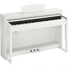 YAMAHA Clavinova clp 430wh - Pianos numériques - Pianos numériques meubles | Woodbrass.com