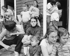 Nicholas Nixon y sus retratos impecables en gran formato llegan a la Fundación Mapfre