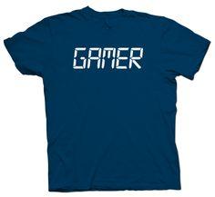 Gamer Geek T-shirt