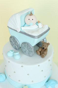 sharon wee - wee love baking - christening cake