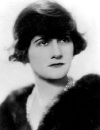 Gabrielle 'Coco' Chanel - 1920's - @~ Watsonette
