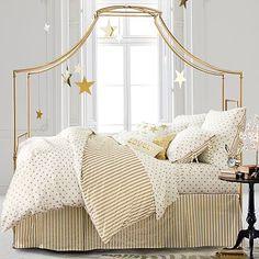 Maison Canopy Bed #pbteen  sc 1 st  Pinterest & http://www.pbteen.com/products/maison-canopy-bed/?pkeyu003dcemily ...