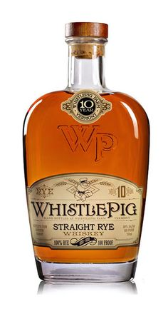 DRINK.CH Online Beverage Delivery Service Whistlepig 10 Years Rye 100 Proof Whiskey 75cl - Whisk(e)y - Spirituosen | Your Personal Beverage Butler