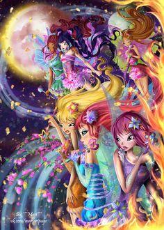 Gorgeous Mythix fan art <3 ~ Artist: Mari [ vk.com/mariartpage ]