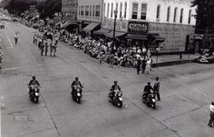 1950 Evanston 4th of July parade