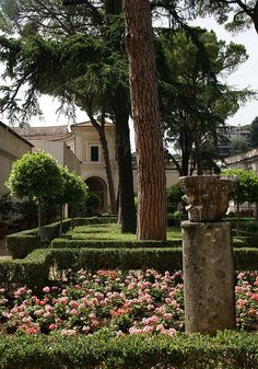 Rome, National Etruscan Museum at Villa Giulia Rome Museums, Paradise Garden, Regions Of Italy, Garden Pool, Parcs, Flora, Countries Of The World, Countryside, The Good Place