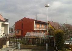 Solární ohřev vody Jindřichův Hradec