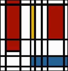 animated mondrian on Vimeo