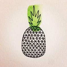 Pineapple - Allie Rotenberg