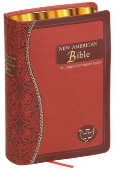 Reginas Catholic Gifts - St. Joseph Confirmation Bible, $47.00 (http://www.reginascatholicgifts.com/st-joseph-confirmation-bible/)