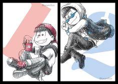 Ichimatsu, Hot Anime Guys, South Park, Game Character, Me Me Me Anime, Otaku, Cartoon, Twitter, Cartoons