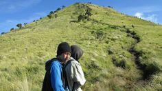 Gunung Merbabu, Magelang Boyolali, Jawa Tengah, Indonesia