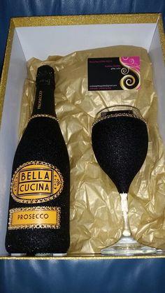 Prosecco gift set x