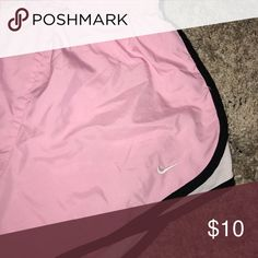 Nike shorts Shorts in great shape. Initials are written on the inside but not noticeable when worn. Nike Shorts