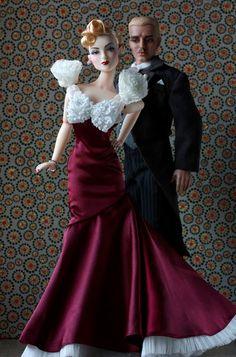 Dolldom: Grand Dame Zita Charles