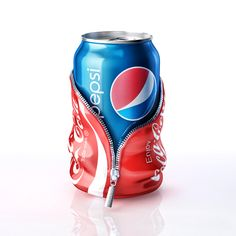 Coke/Pepsi #packaging unzipped : ) PD